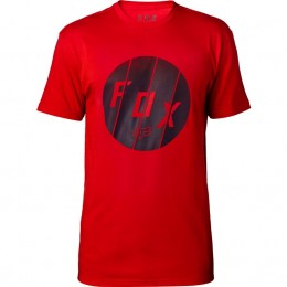 Fox póló killshot ss tech tee red